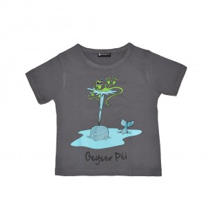 T-shirt Geyser Péi (Marmaille Holiday)