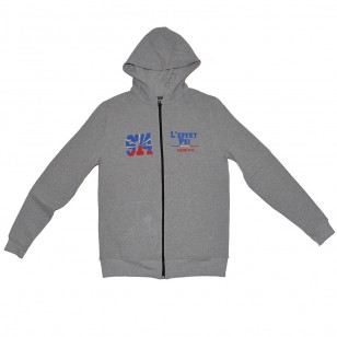 Sweat Capuche Flag
