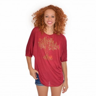 T-shirt long Tia Baobab