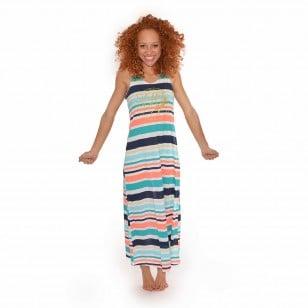 Robe longue Chaka Sirène