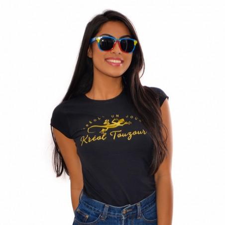 T-shirt Kréol Touzour (Classic Femme)
