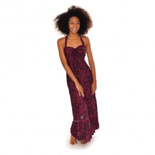 Robe longue Azalée
