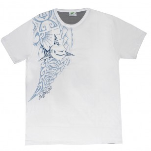 T-shirt Requin Tawane (Fashion)