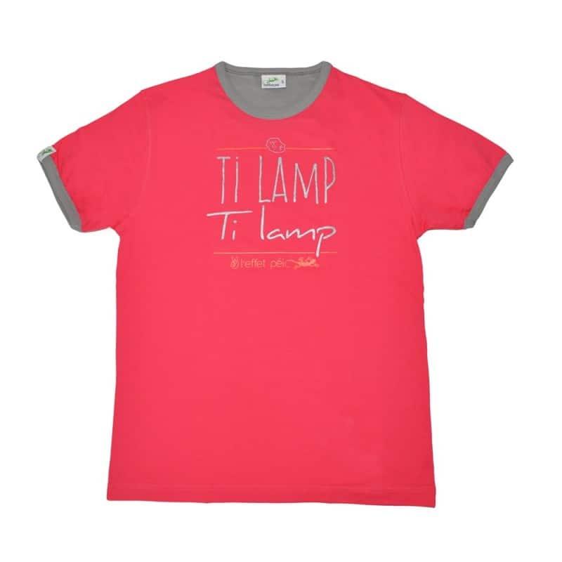 T-shirt Ti Lamp (col bic)