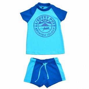 Ensemble maillot de bain Lycra (marmaille)