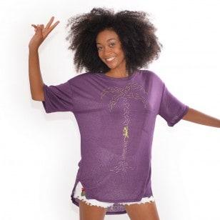 T-shirt Tia Palmier (Poche)