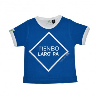 T-shirt Tienbo (Marmaille Col Bic)