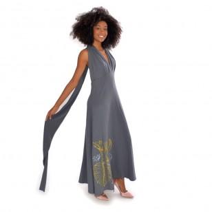 Robe longue Botan