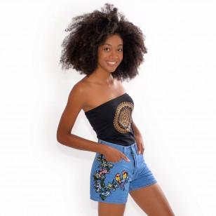 Short Jean Tropic
