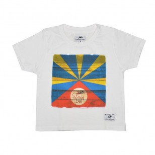 T-shirt Réunion Flag (Jack)