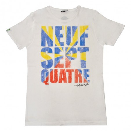 T-shirt 974 Flag (Holiday)