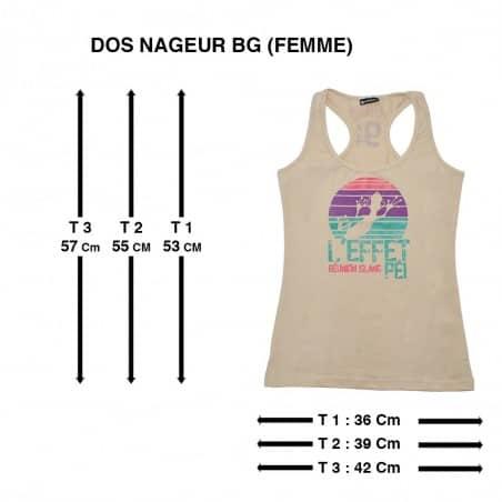 Top BG (Dos nageur)