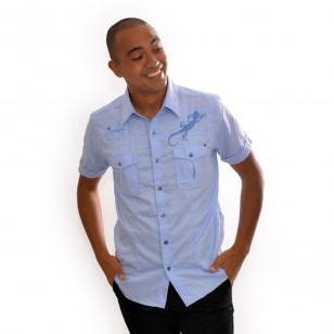 H chemise MC Caligrafi