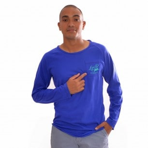 T-shirt Cleon Caligraphy (Manches longues)