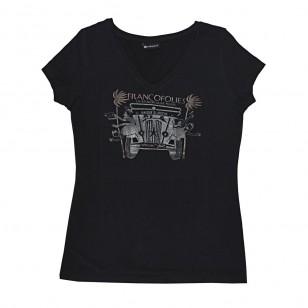 T-shirt Franco 2018 (Col V Classic)