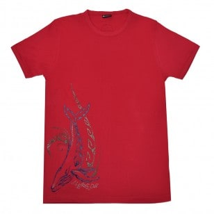 T-shirt Baleine Nezien (Holiday)