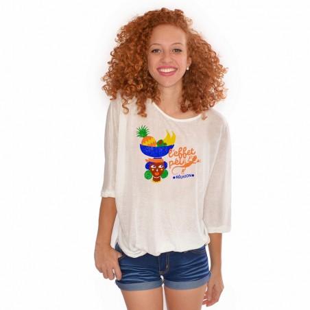 T-shirt Long Tia (Fruit)