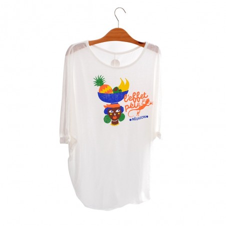T-shirt Long Tia (Fruit)