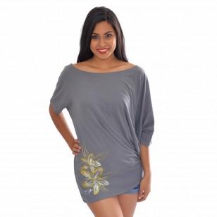 T-shirt Xacha Fleur