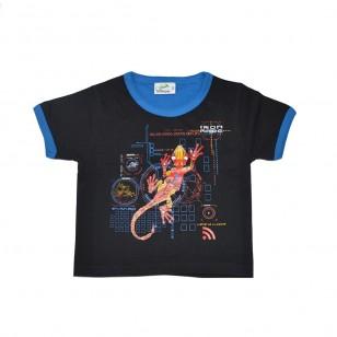 T-shirt IRON MARG Enfant (Col Bic)