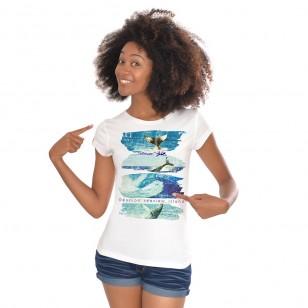 T-shirt Seaview (Classic)