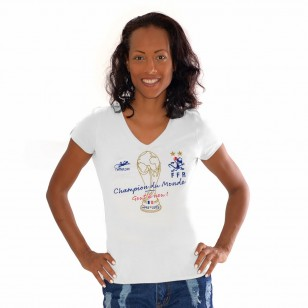 T-shirt Champion du Monde (Collector Classic)
